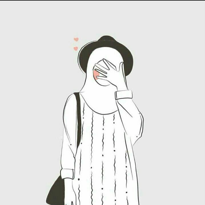 Anime Hijab Girl Anime Muslimah Hijab Hijabart Muslim Illustration Kapali Kiz Cizimleri Digitalart Anime Hijab Gir Kartun Ilustrasi Karakter Ilustrator