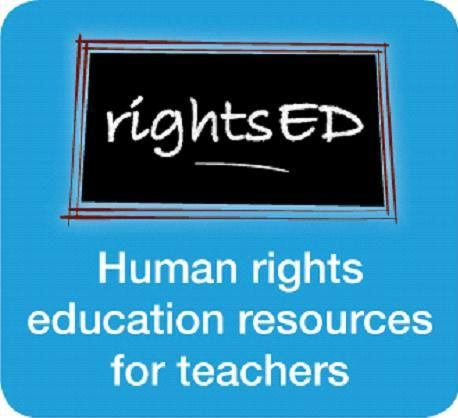 Human Rights in the Classroom – The Australian Human Rights Commission's education resources - RightsED - are designed to help students gain a critical understanding of human rights and responsibilities, and to develop the attitudes, behaviours and skills to apply #humanrights in everyday life. RightsED resources are mapped to the national #curriculum and include interactive activities for #teachers and their #students.  RightsED resources are free to download and can be photocopied   AHRC