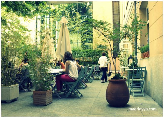Cafe bistrot instituto frances madrid