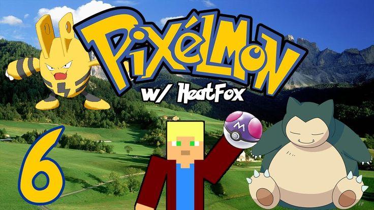 Pixelmon: Episodio 6! - La Squadra Prende Forma & La Sfida