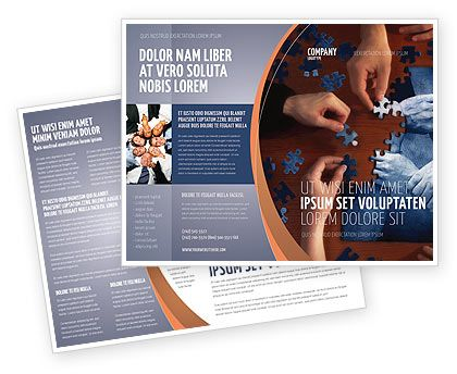 153 best Brochure Templates images on Pinterest Brochure - advertising brochure template