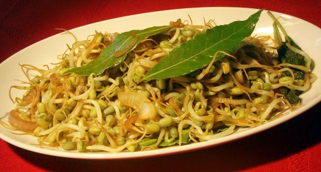 Germogli di soia scottati – Vegan blog – Ricette Vegan – Vegane – Cruelty Free