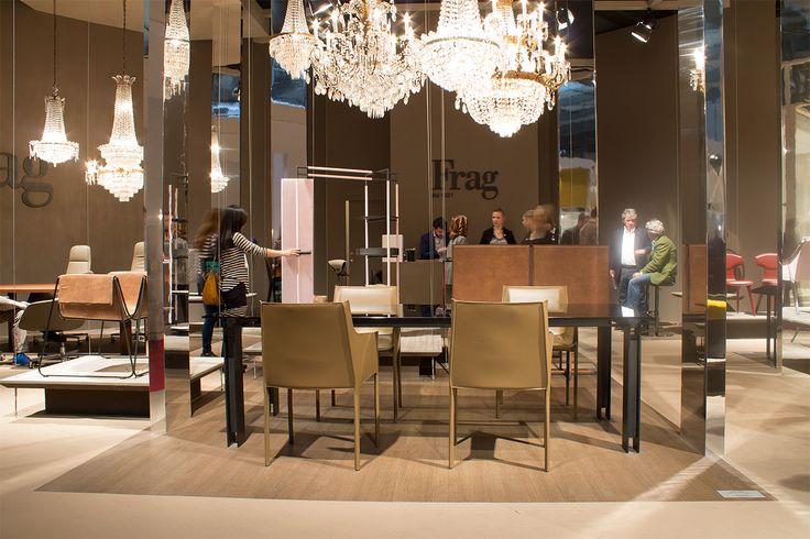 FRAG - Salone Internazionale del Mobile 2015 Foto: Laura Vendramini