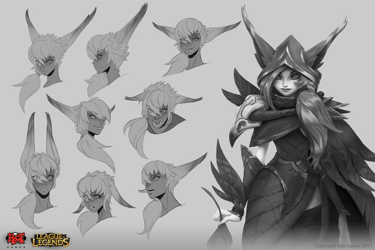 My contribution to the development of Xayah and Rakan champions for League of Legends. Thanks a lot to my wonderful team!