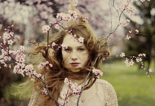 Spring awakening by Muna Nazak