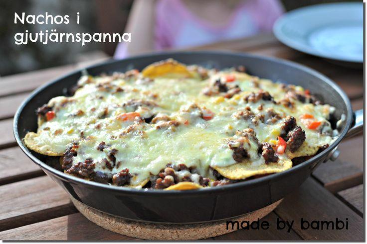 Bambi - Fredagsmys med nachos!