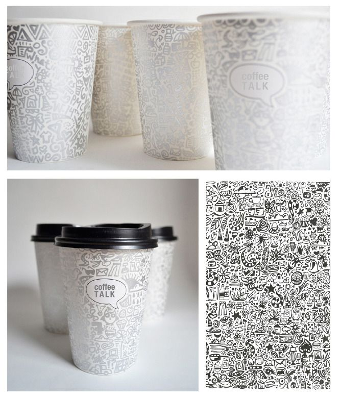 Coffee Talk.Design Inspiration, Coffe Cups, Packaging Design, Nimrat Brar, Coffee Talk, Graphics Design, Coffee Cups, Design Concept, Communication Design