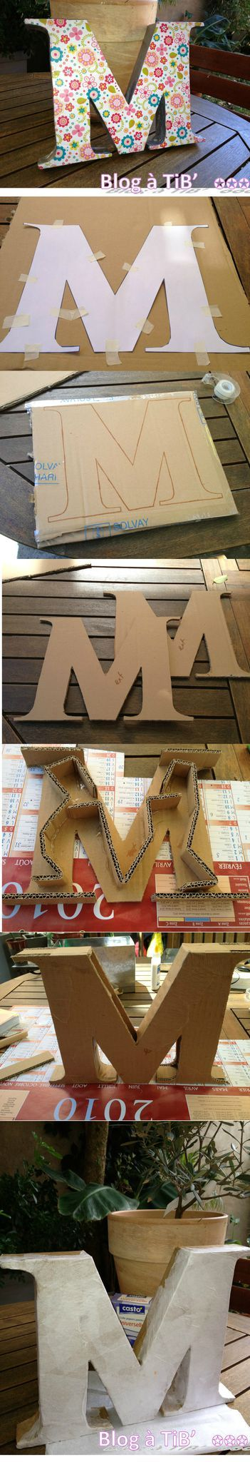 1000 ideas about cardboard letters on pinterest throw pillow covers diy throw pillows and craft sites