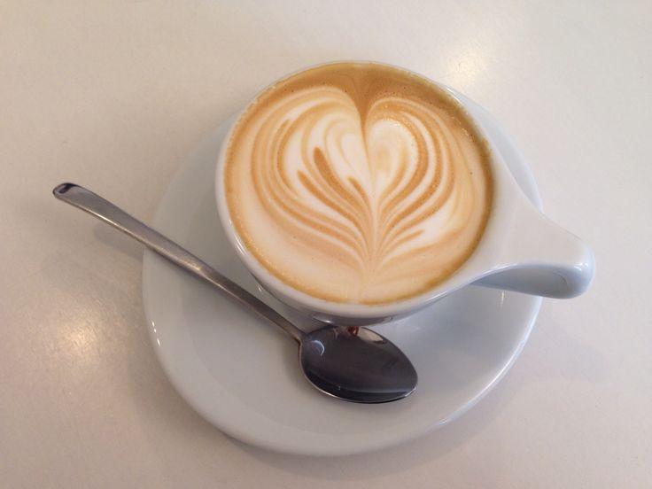 Cappuccino @ Couture Cafè#vienna#wien