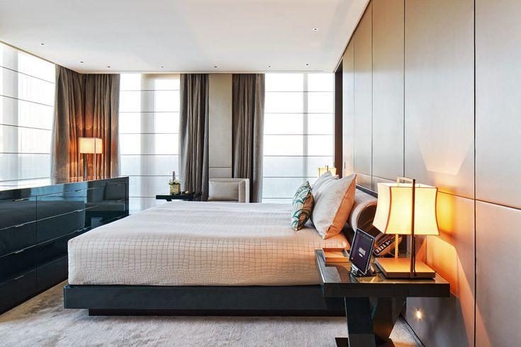 Milano Suite at Armani Hotel Milano, Milan, Italy