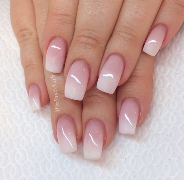 French ombre Missfancynails