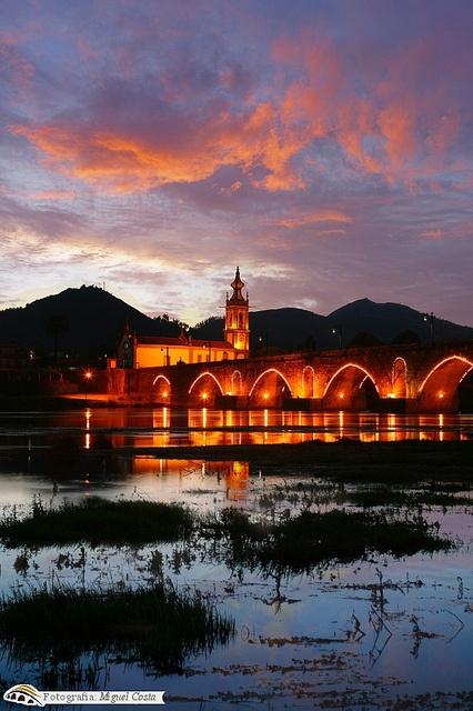 Rio Lima by Município de Ponte de Lima, Portugal