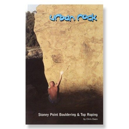 Urban Rock: Stoney Point Bouldering and Top Roping - 3rd Edition Media.