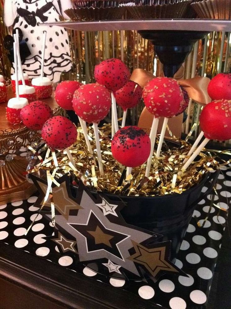 18 best oscar after party theme images on pinterest for Oscar decorations