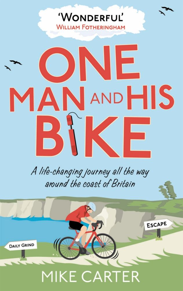 What would happen if you were cycling to the office and just kept on pedalling? Needing a change, Mike Carter did just that. Following the Thames to the sea he embarked on an epic 5,000 mile ride around the entire British coa...