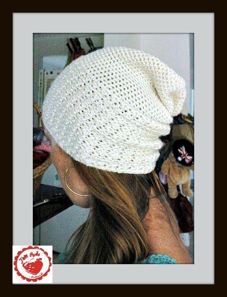 Jam made list of 18 FREE womens hats/beanie patterns
