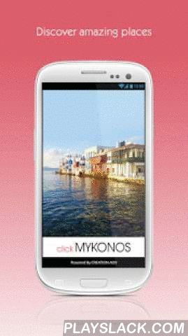 Mykonos By Clickguides.gr  Android App - playslack.com ,  Your personal travel guide to Mykonos!Free download the best digital guide for the island of Mykonos on your mobile phone and/or tablet.The travel application Click Mykonos will become your best partner on an exciting journey.A guide for true tours in places that will raise your interest and you will never forget. It is sure that you will want to visit everything! So, let's take a glimpse of what Mykonos really means.In this stunning…