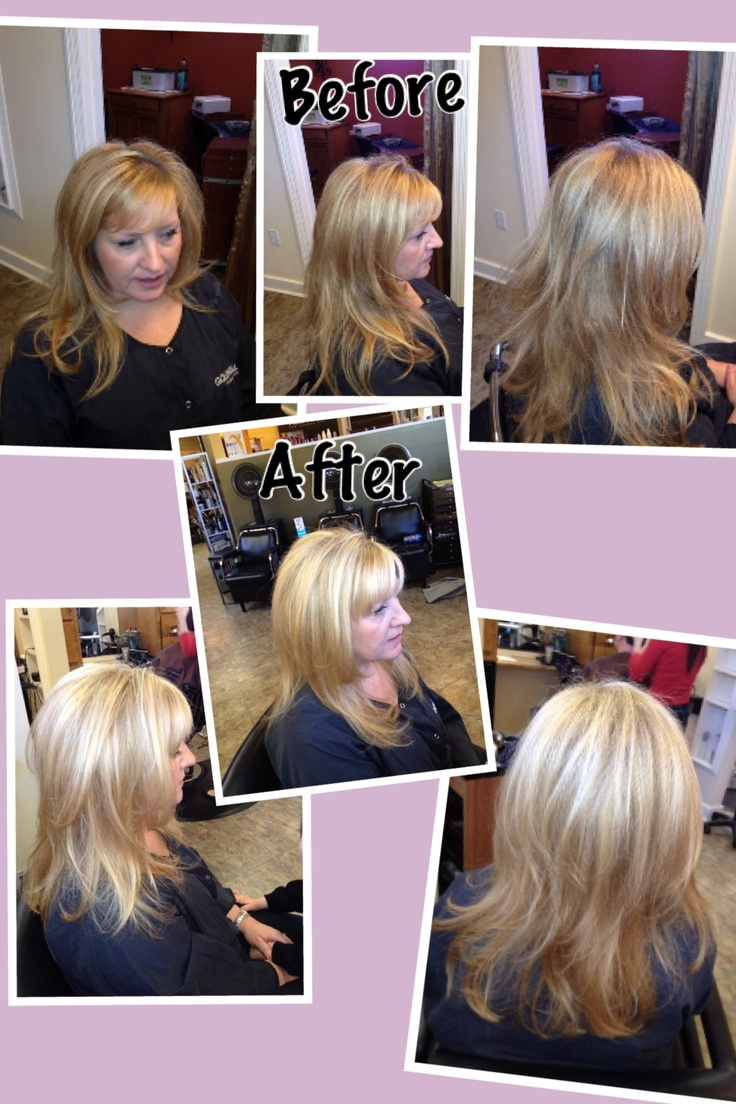 111 Best Salon Allure Hair Images On Pinterest Lounges Salons And