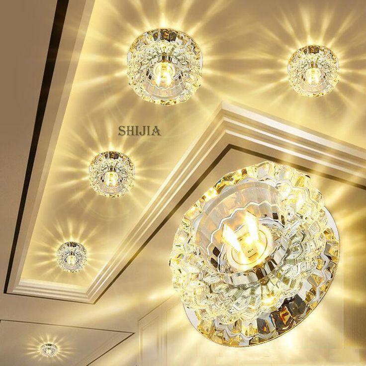 Mejores 410 imgenes de ceiling lights fans en pinterest flush mount small led ceiling light for art gallery decoration front balcony lamp porch light corridors aloadofball Image collections