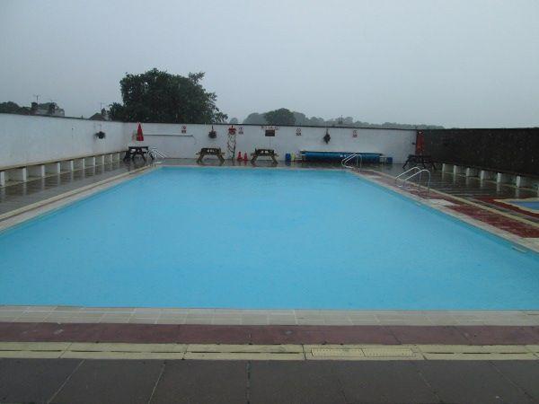 Shap outdoor pool in Cumbria
