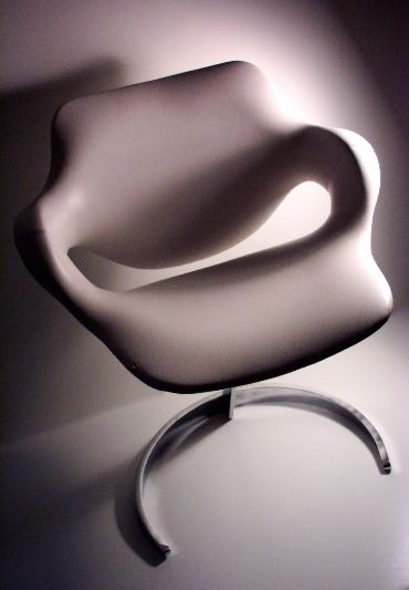 Tabacoff White chair