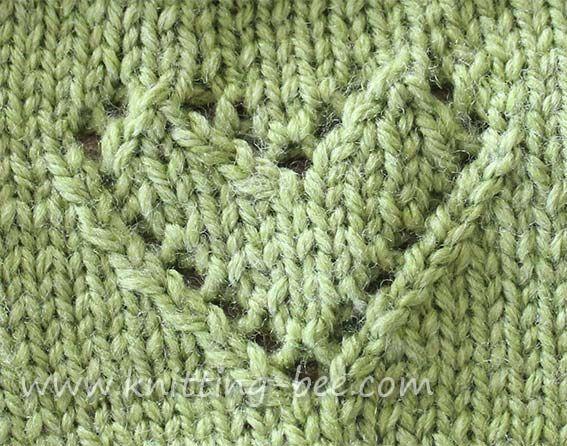 Knitting Abbreviations Yo : Best knitting crochet images on pinterest hand