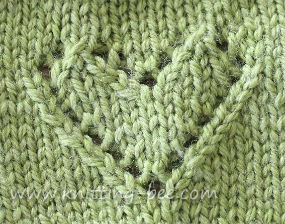 Knitting Pattern For A Heart Shape : 144 best images about knitting/crochet on Pinterest Lace ...
