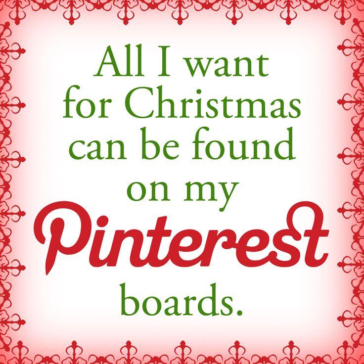 So true! Dear Santa....