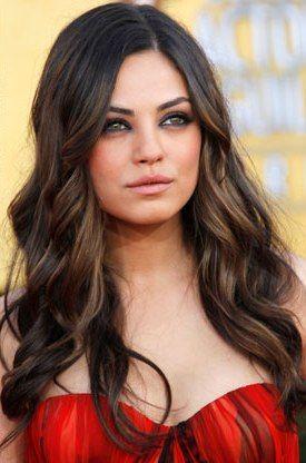 Mila ombre hair