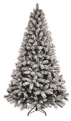 New homebase #green snowstorm #artificial #christmas xmas tree 210cm / 7ft,  View more on the LINK: 	http://www.zeppy.io/product/gb/2/401097819872/