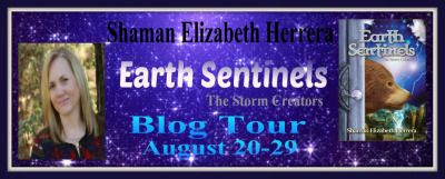 BLOG TOUR AUGUST 20-29: Earth Sentinels