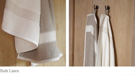 Belgian linen towels <3