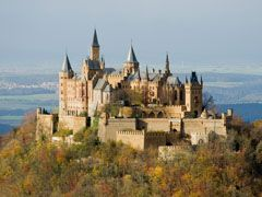 Burg Hohenzollern Castle in Germany My family would need to travel there,