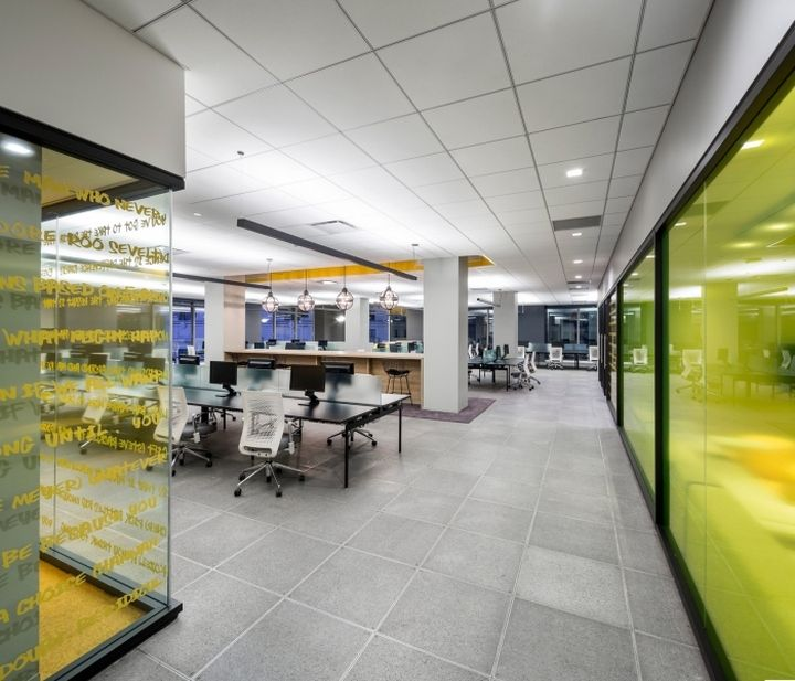 Initiative Media Offices By Ted Moudis Associates New York City Retail Design Blog