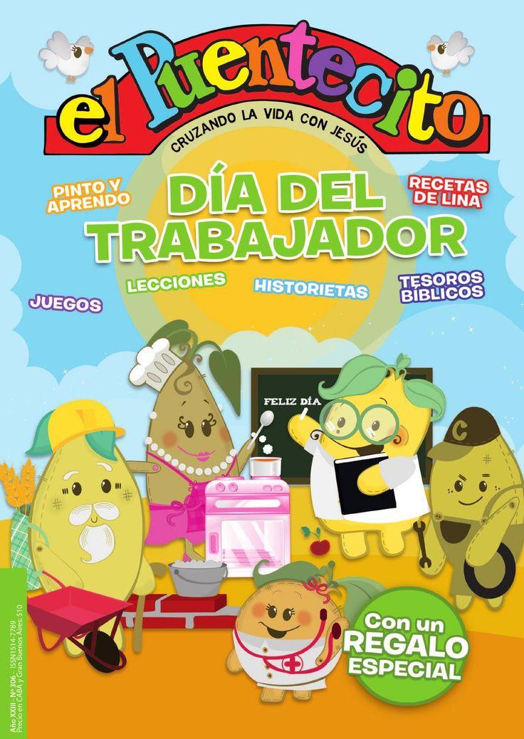 Revista El Puentecito nº306  Cruzando la vida con…