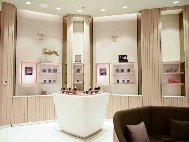 Ghawali Store By Chalhoub Group Dubai United Arab Emirates Retail Design Blog