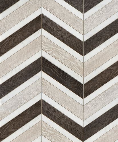 This outrageously great porcelain tile will elevate the sophistication  on any space. Sterling Row_ Porcelain Tile_DMM Studio, LLC | NYC