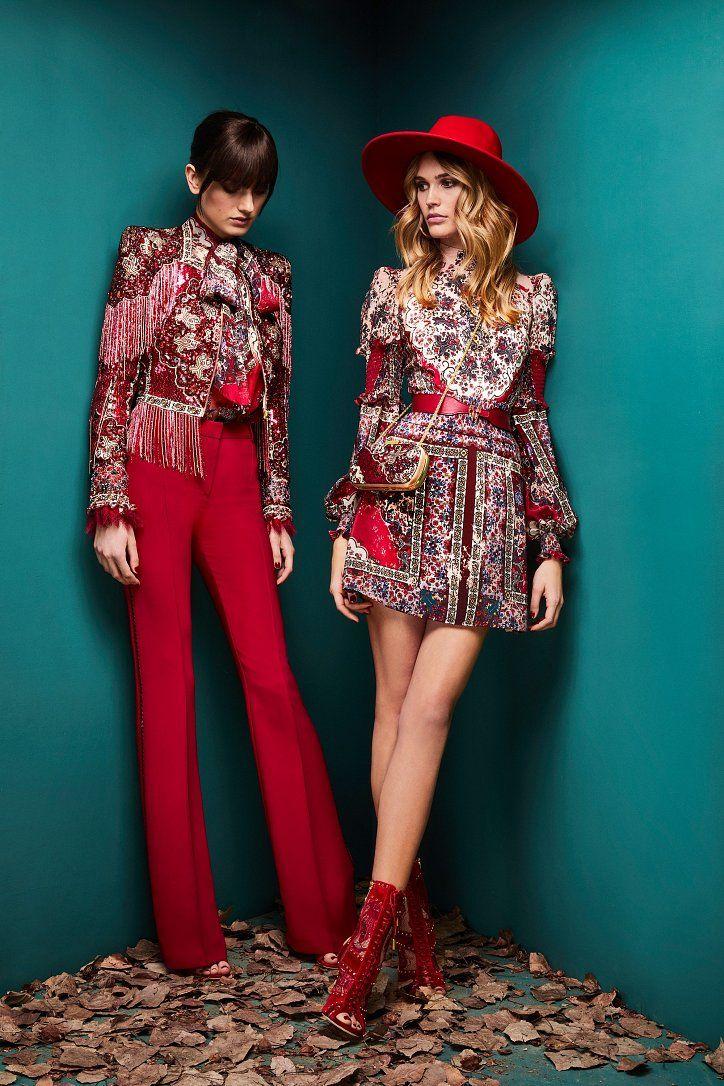 081916fa6 Коллекция Zuhair Murad осень-зима 2018-2019   Lookbook   Vestidos de moda,  Moda de Pasarela, Moda estilo