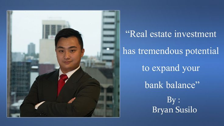 Bryan Artawijaya Susilo - Property Dealer: Bryan Artawijaya Susilo - Successful Property Deal...