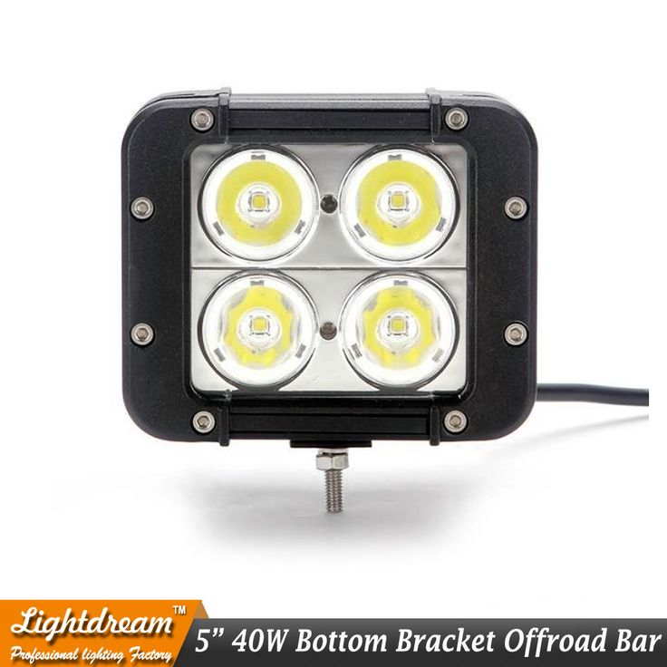 ==> [Free Shipping] Buy Best 5inch 40W LED Work Light Bar for Truck Motorcycle ATV 12V LED Offroad Light Bar 4X4 Fog Light LED Drive Light IP67 X1pc Car Lamp Online with LOWEST Price | 32787730197