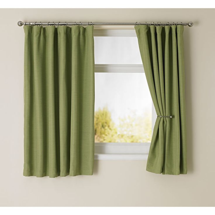 17 Best Ideas About Green Curtains On Pinterest