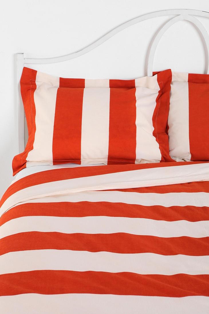Cabana Stripe Sham - Set Of 2