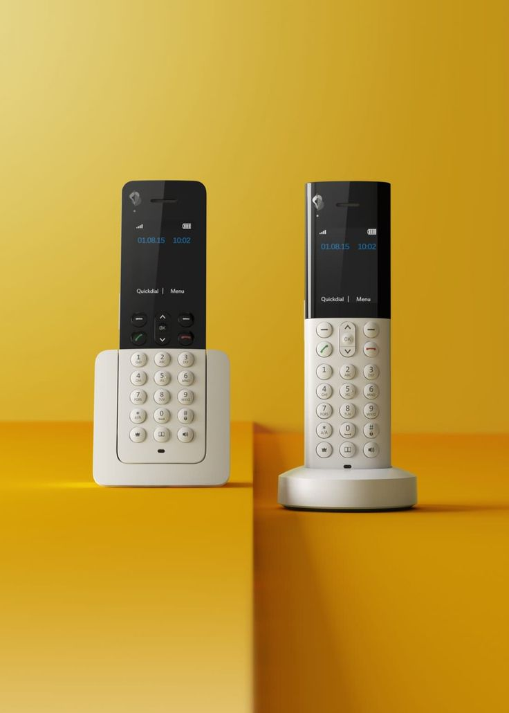 HD-Phone product design. Vertical integration due to product development