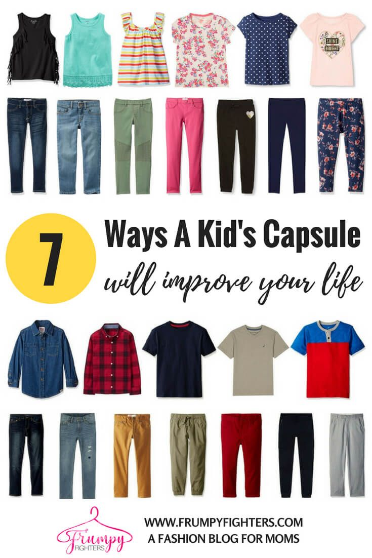 f99e08df1a1b This blog post convinced me that I needed to simplify my kid s clothes. She  makes it easy with an example capsule plan for both boys and girls!