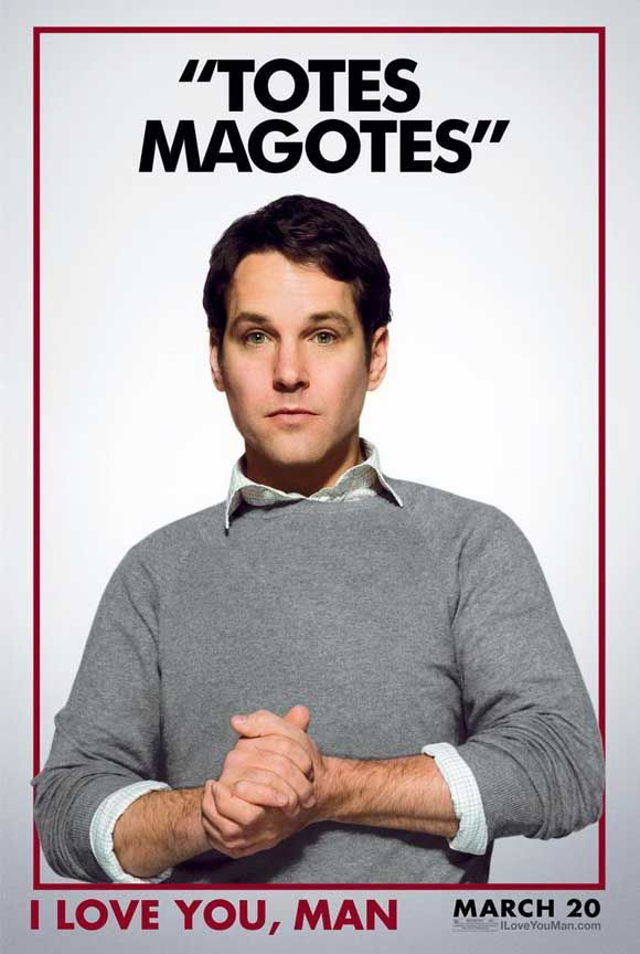 One hilarious and extremely quotable movie. LOVE IT!: Movies Quotes, This Man, I Love You, Paul Rudd, Totes Magot, Comedy Movies, Favorite Movies, Funnies, Great Movies