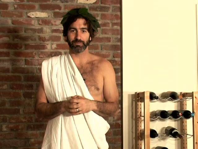 Whether you're hosting a sophisticated soiree or a raging bash, toga-themed costume parties add an amusing element to the event. See how to make your own toga out of a bed sheet, and you'll be kicking it Roman-style in no time.