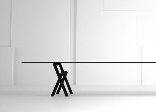 MAU STUDIO the never ending table