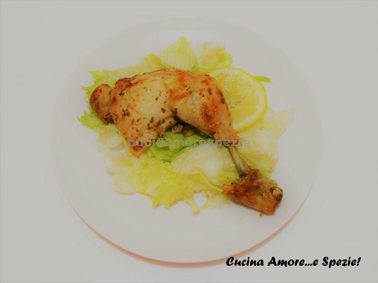 Se volete rendere particolare il gusto del pollo al limone, ho io la ricetta giusta! ;) Il pollo al cardamomo e limone è un secondo piatto che con...