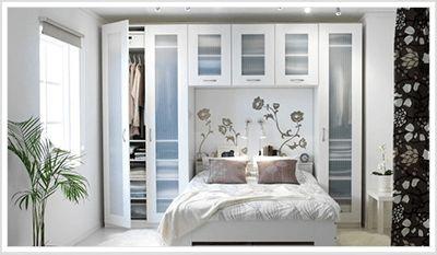 Дизайн маленькой спальни | Секреты дизайна