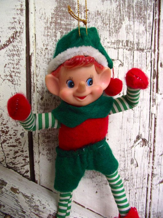 321 Best Vintage Pixies And Elves Images On Pinterest